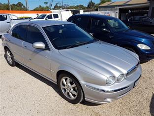 2004 JAGUAR X-TYPE SE X400 SEDAN