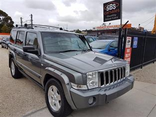 2007 JEEP COMMANDER  XH WAGON