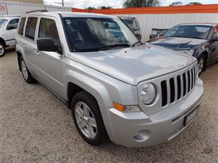 2011 JEEP PATRIOT SPORT MK WAGON