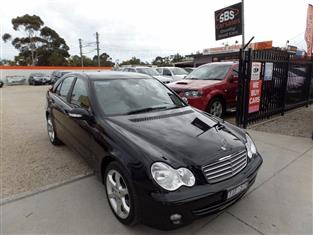 2005 MERCEDES-BENZ C200 KOMPRESSOR CLASSIC W203 SEDAN