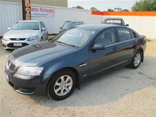 2010 HOLDEN COMMODORE OMEGA VE SEDAN