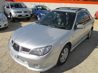 2006 SUBARU IMPREZA LUXURY S HATCHBACK