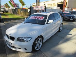 2010 BMW 120I  E87 HATCHBACK