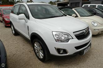 2014 HOLDEN CAPTIVA 5 LT (FWD) CG MY14 4D WAGON