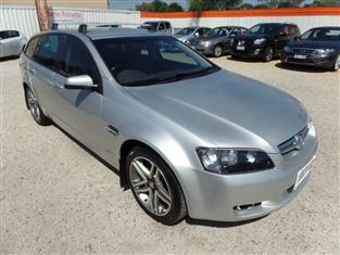 2010 HOLDEN BERLINA  VE WAGON