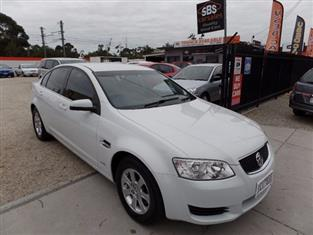 2011 HOLDEN COMMODORE OMEGA VE Series II SEDAN