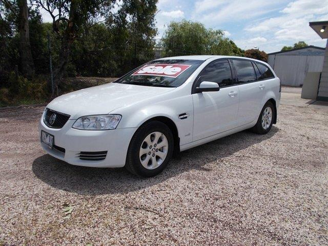 2012 HOLDEN COMMODORE OMEGA VE II MY12 4D SPORTWAGON