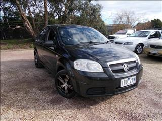 2008 HOLDEN BARINA TK MY09 4D SEDAN