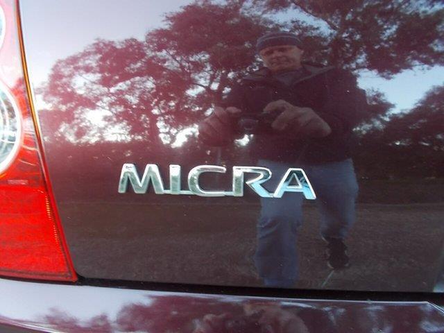 2009 NISSAN MICRA K12 5D HATCHBACK