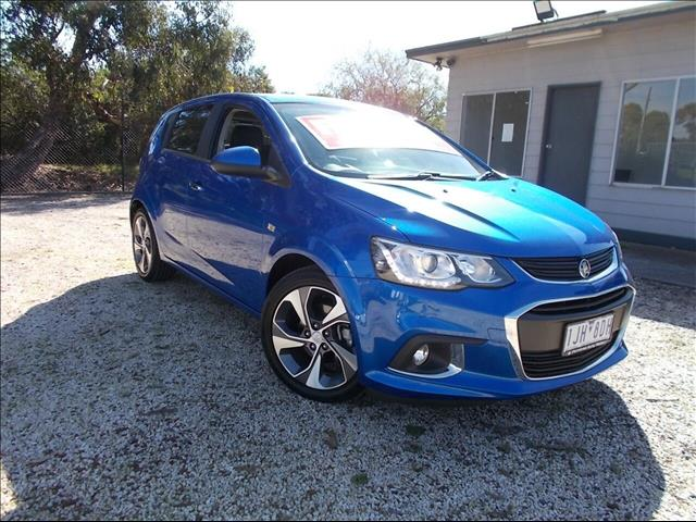 2016 Holden Barina  TM MY17 Hatchback