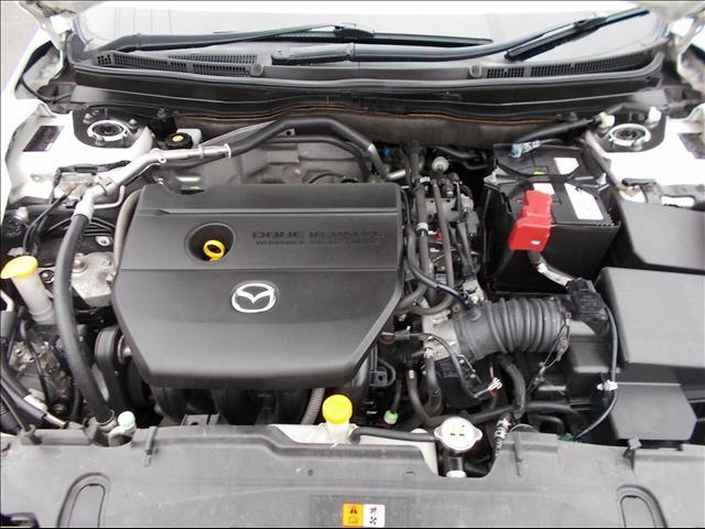 2010 Mazda 6  GH1051 MY09 Hatchback