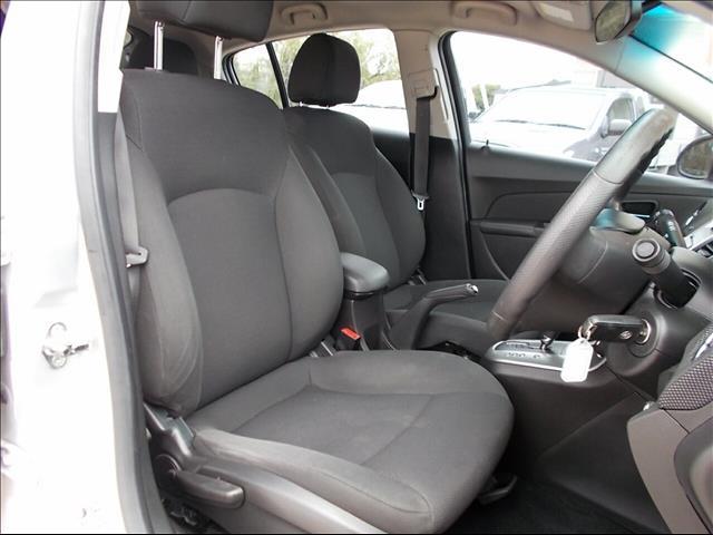 2012 Holden Cruze  JH Series II MY12 Hatchback