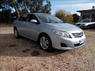 2007 TOYOTA COROLLA ASCENT ZRE152R 4D SEDAN