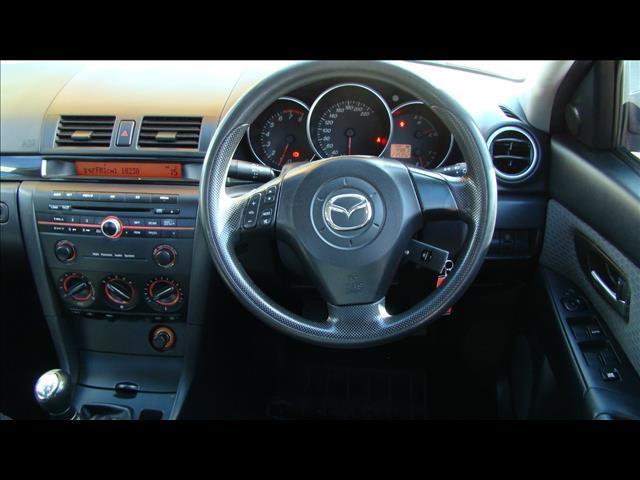 2006 MAZDA MAZDA3 MAXX BK 4D SEDAN