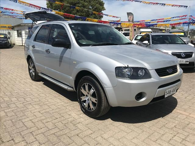 2010 FORD TERRITORY SR (RWD) SY MY07 UPGRADE 4D WAGON