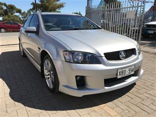 2007 HOLDEN COMMODORE SV6 VE MY08 4D SEDAN