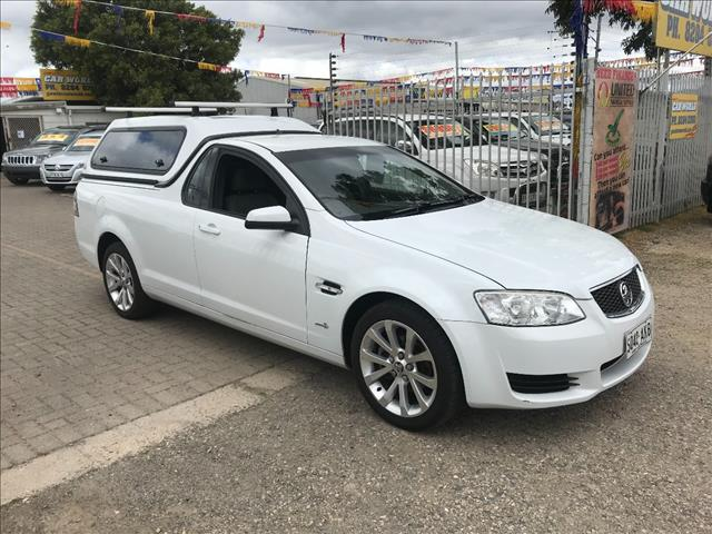 2011 HOLDEN COMMODORE OMEGA VE II MY12 UTILITY