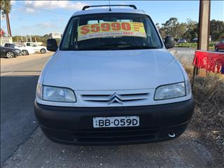 2000 CITROEN BERLINGO VAN