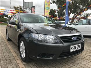 2008 FORD FALCON XT FG 4D SEDAN
