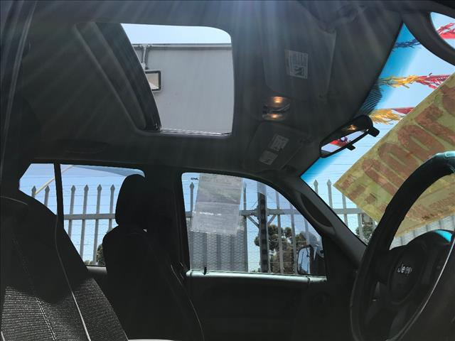 2007 JEEP CHEROKEE LIMITED (4x4) KJ MY05 UPGRADE II 4D WAGON