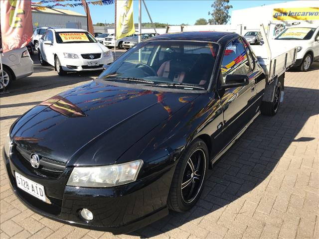2004 HOLDEN COMMODORE ONE TONNER S VZ C/CHAS