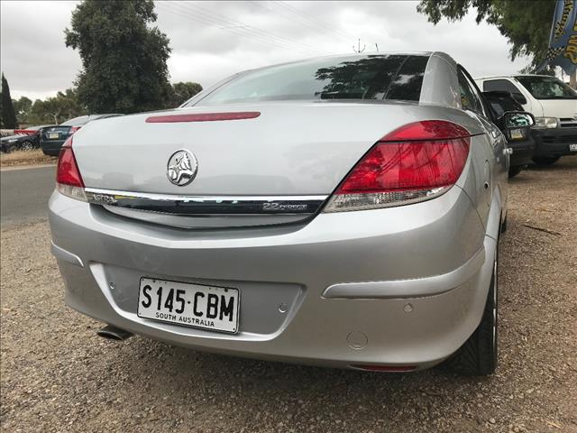 2006 HOLDEN ASTRA CONVERTIBLE TS MY06 2D CONVERTIBLE