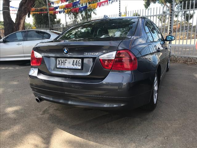 2006 BMW 3 20i E90 4D SEDAN