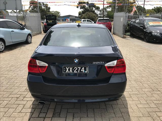 2008 BMW 3 20i EXECUTIVE E90 08 UPGRADE 4D SEDAN