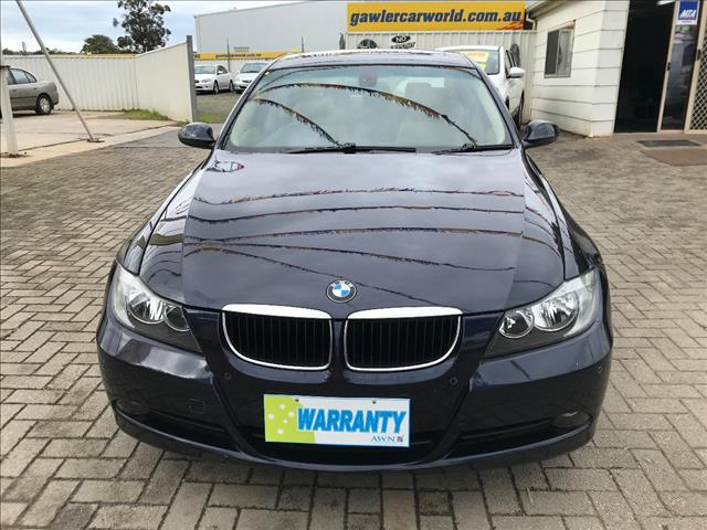 2005 BMW 3 20i SPORT E46 4D SEDAN