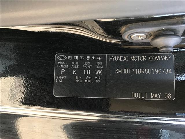 2008 HYUNDAI GETZ 1.6 SXi TB UPGRADE 3D HATCHBACK