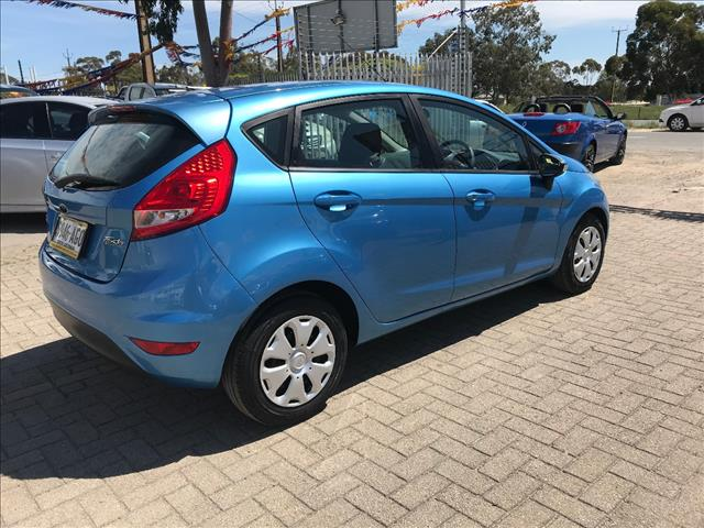 2010 FORD FIESTA ECONETIC WS 5D HATCHBACK