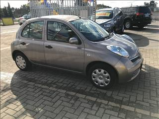 2009 NISSAN MICRA CITY COLLECTION K12 5D HATCHBACK