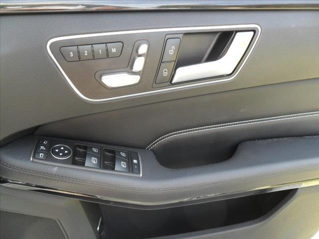 2015  MERCEDES-BENZ E400 EXCLUSIVE 212 MY15 RWD 4D SEDAN