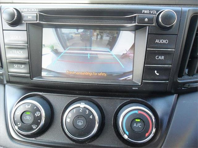 2016  TOYOTA RAV4 GX (4x4) ASA44R MY16 AWD 4D WAGON