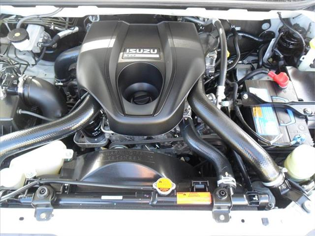 2014  ISUZU D-MAX SX (4x4) TF MY14 4x4 SPACE C/CHAS