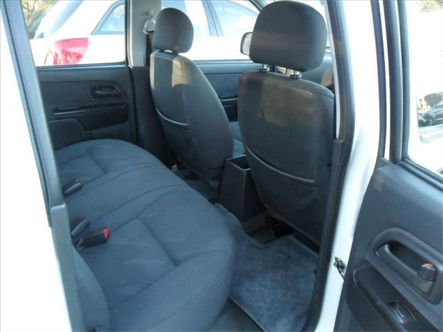 2009  HOLDEN COLORADO LX (4x2) RC MY10 RWD CREW CAB P/UP