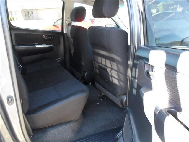 2015  TOYOTA HILUX SR5 (4x4) KUN26R MY14 4x4 DUAL CAB P/UP