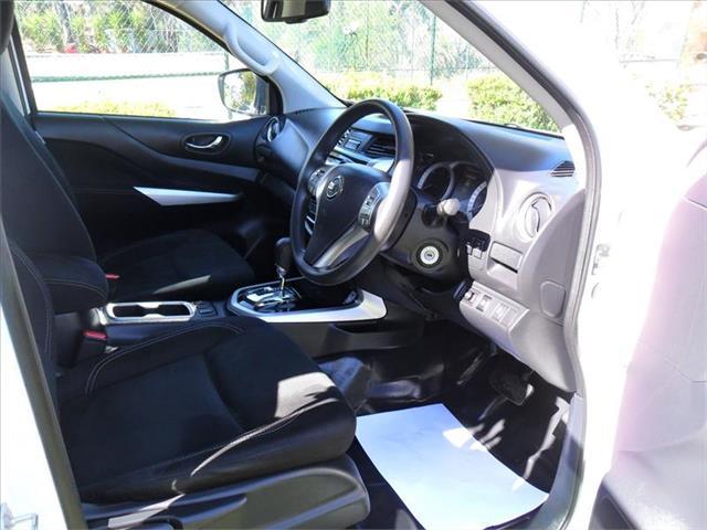 2017  NISSAN NAVARA SL (4x4) D23 SERIES II 4WD DUAL CAB UTILITY