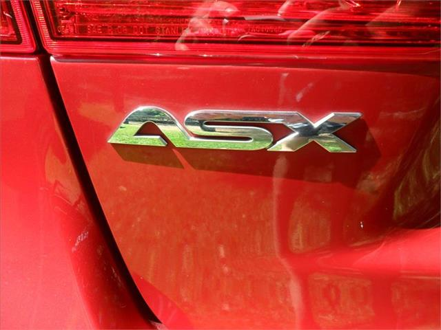 2013  MITSUBISHI ASX (2WD) XB MY13 FWD 4D WAGON