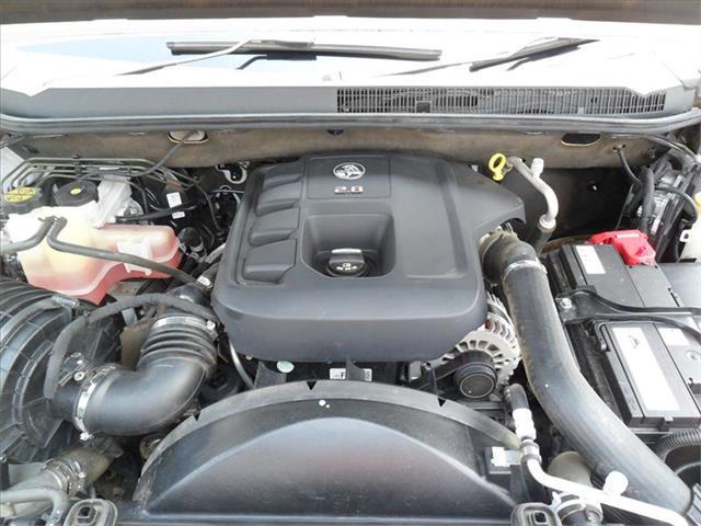 2016  HOLDEN COLORADO LS (4x4) RG MY16 4x4 CREW C/CHAS