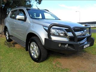 2017  HOLDEN TRAILBLAZER LT (4x4) RG MY17 4x4 4D WAGON