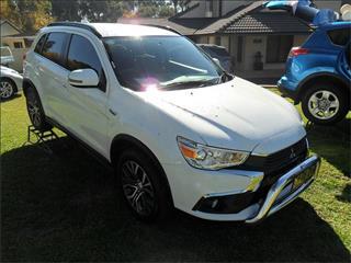 2017  MITSUBISHI ASX LS (2WD) XC MY17 FWD 4D WAGON