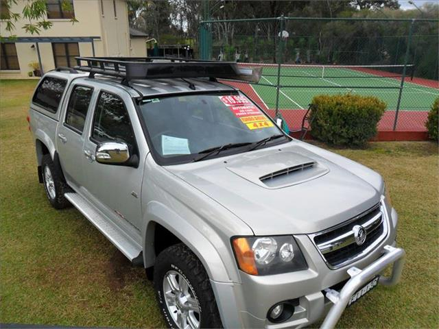 2010  HOLDEN COLORADO LT-R (4x4) RC MY10 4x4 CREW CAB P/UP