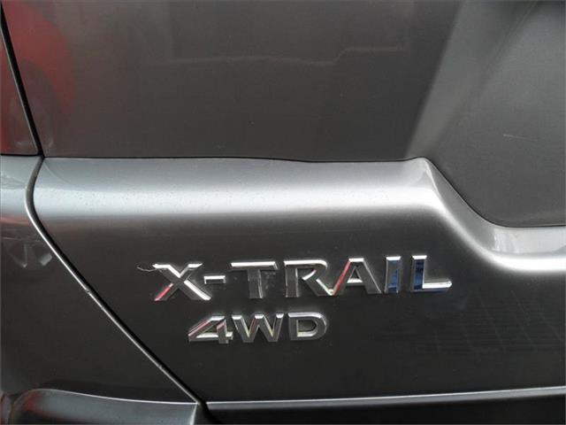 2011  NISSAN X-TRAIL TS (4x4) T31 MY11 4x4 4D WAGON