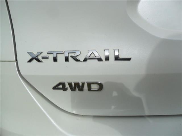 2016  NISSAN X-TRAIL ST (4x4) T32 4WD 4D WAGON