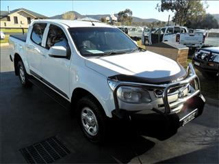 2016  HOLDEN COLORADO LS (4x2) RG MY17 RWD CREW CAB P/UP