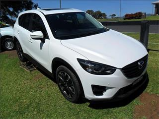 2016  MAZDA CX-5 GT (4x4) MY17 AWD 4D WAGON