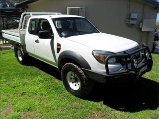 2009  FORD RANGER XL (4x4) PK 4x4 SUPER CAB CHASSIS