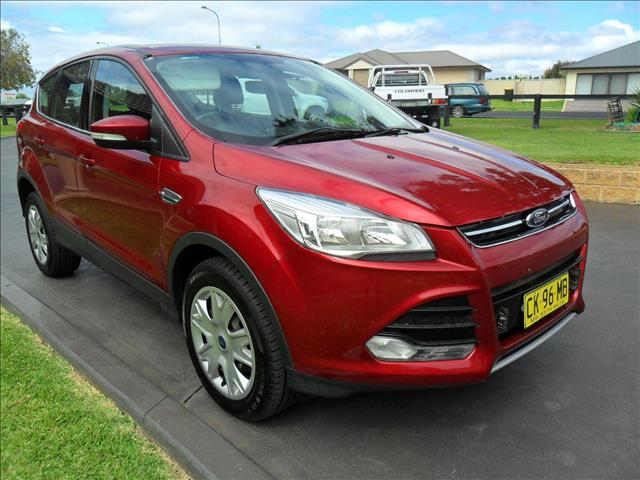 2015 FORD KUGA AMBIENTE (FWD) TF MK 2 4D WAGON