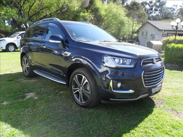 2017 HOLDEN CAPTIVA 7 LTZ (AWD) CG MY16 4D WAGON